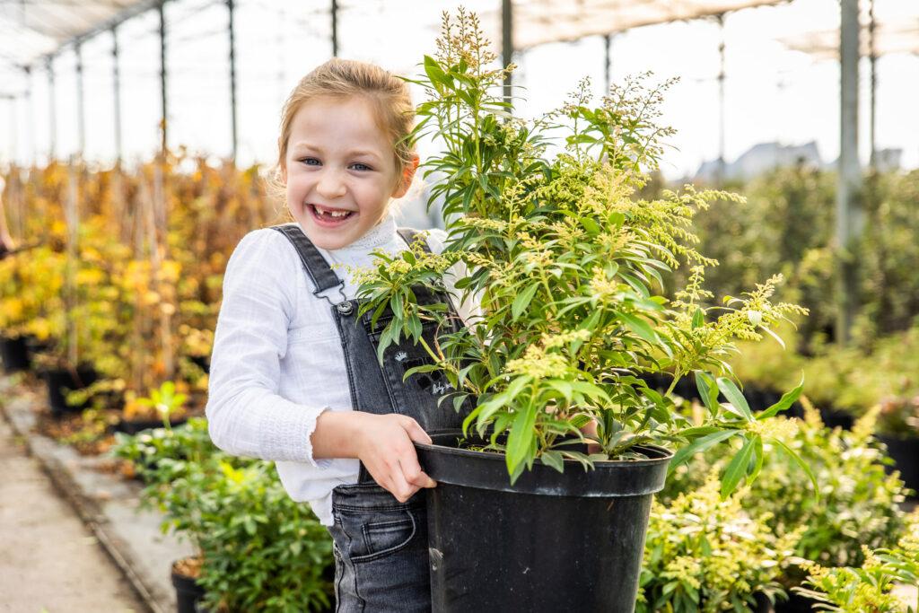 Een beplantingsplan op maat van jouw tuin