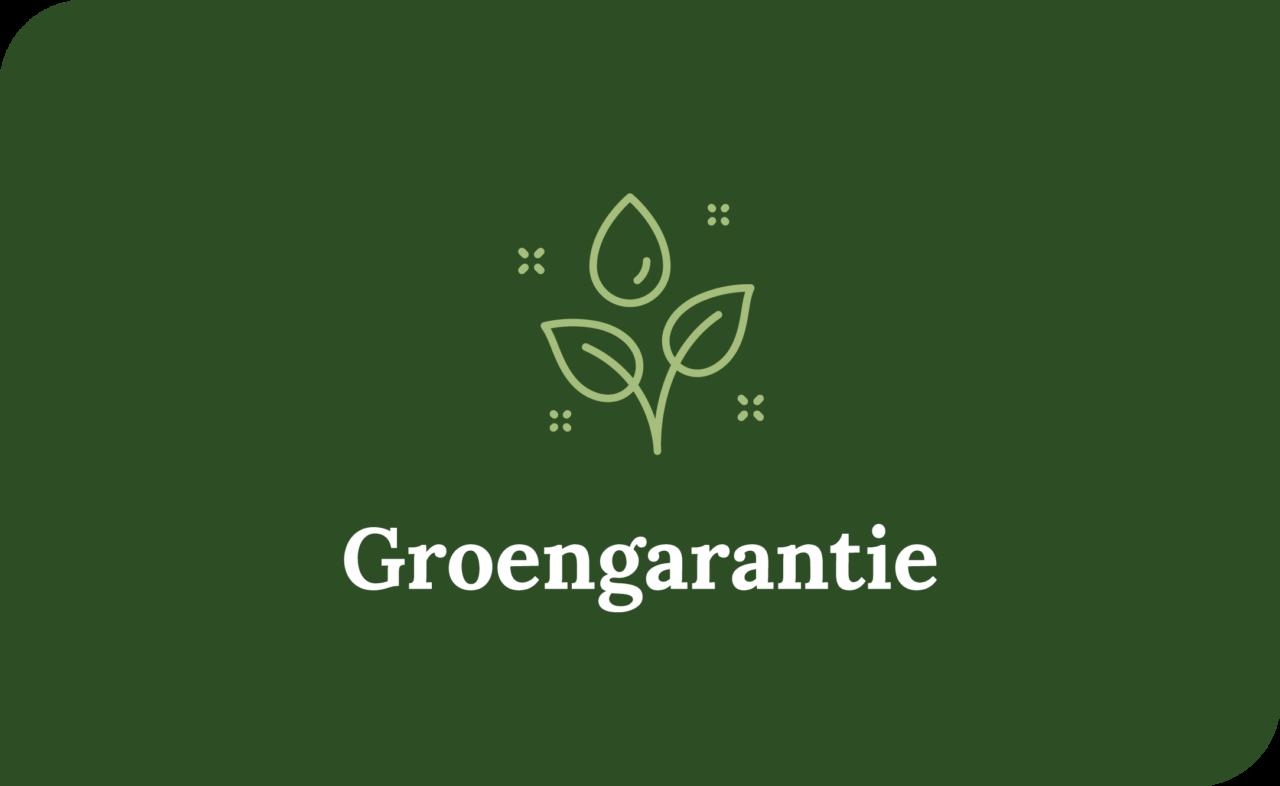 Groengarantie